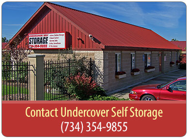 Contact Undercover Self Storage